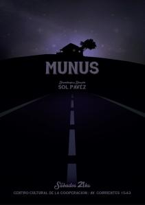 munus flyer