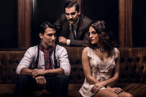 Talo Silveyra - Juan Jose Marco y Flor Benitez