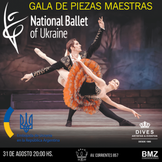 Ballet Nac de Ucrania.P-AJoffe