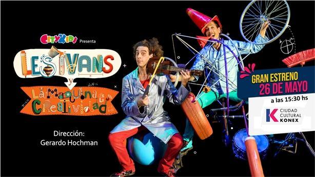 thumbnail Les Ivans
